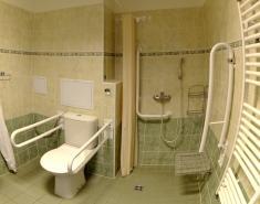 Centrální koupelna