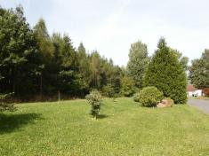 lesy vokolí Domova