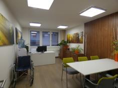 jednací místnost sociálního oddělení